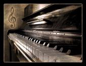 Уход за пианино
