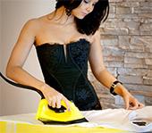 Как погладить рубашку и правильно сложить