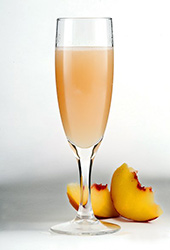 Bellini коктейль