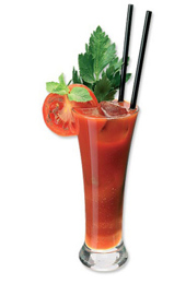 Bloody Mary коктейль