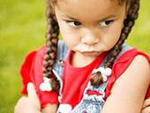 Как победить детское упрямство