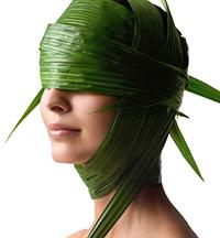 "Ваш ""зеленый косметолог"""