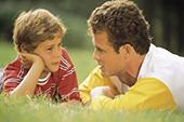 Как привлечь мужа к воспитанию детей?