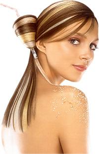 Красота твоих волос