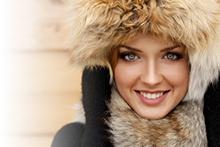 Зимний макияж по правилам