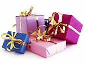 Как принимать и дарить подарки