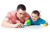 Отец и сын - воспитание