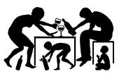 Особенности воспитания детей в неблагополучной семье